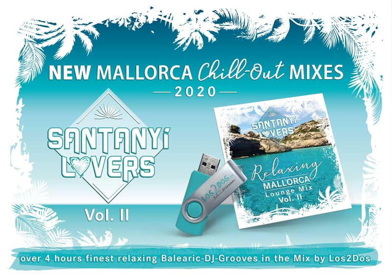 Los2dos Mallorca Chillout Mix 2020 USB