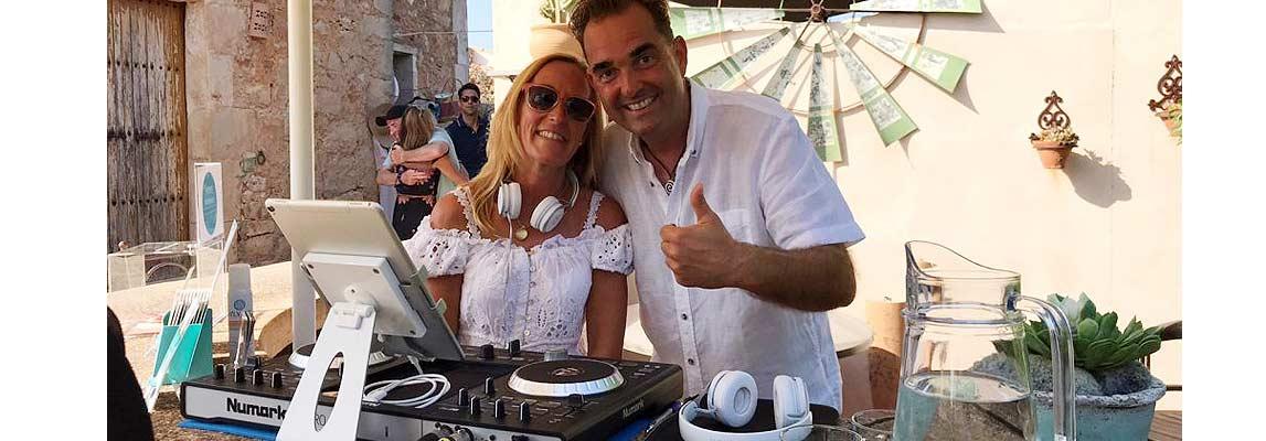Los2dos DJ Duo Mallorca Santanyi